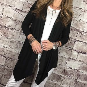 GREAT COVER UP or knock off the chill! Thin draped